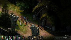 Pillars of Eternity. Bringing back large party-style RPG's since 2015.