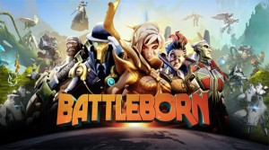 Borderlands, now Battleborn. They have a thing about games with B in the title, don't they?
