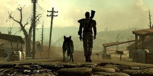 The heart warming story of a boy and his dog.. and a post-nuclear apocalypse