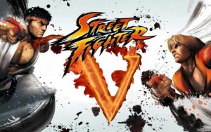 Street Fighter V. Which is like the 21st game in the series, but who's counting?