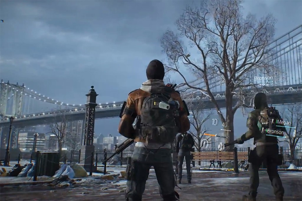 Tom Clancy's the Division. Before it gets overrun with griefers and PvP clans.