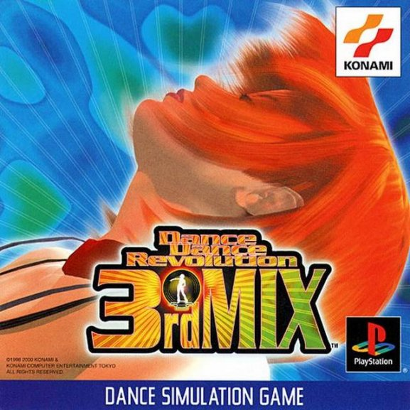 Dance Dance Revolution 3rd Mix. I actually attended an Anime convention in Boston specifically to pick up the Original Sound Track for this game. And this is where my hip started plotting against me.