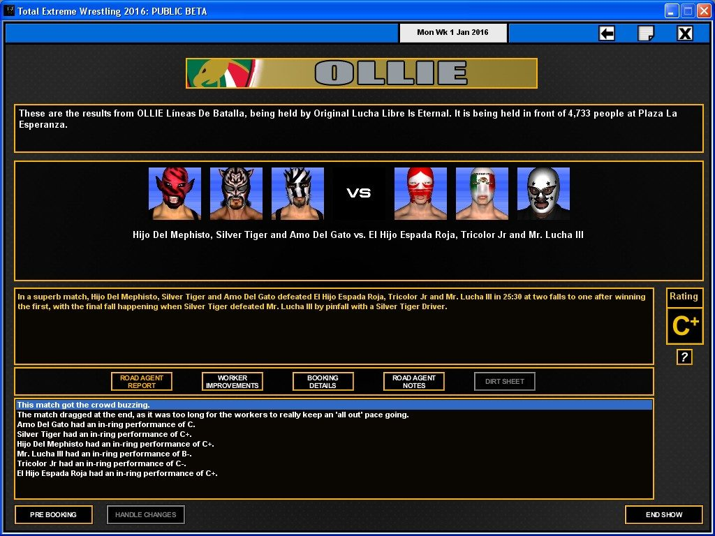 TEW 2016 is much expanded with a tons of new features, but there's also options to simplify the game, for those who prefer old-school TEW play.